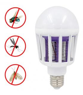 lampes anti-moustique